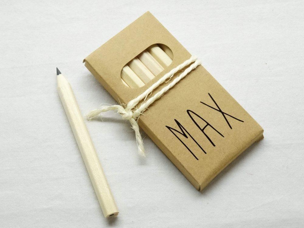 Kleurpotloodjes - Max