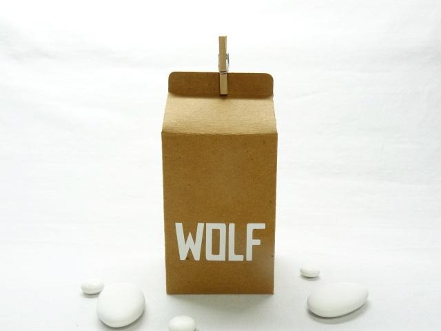 Melkdoosje - Wolf 1