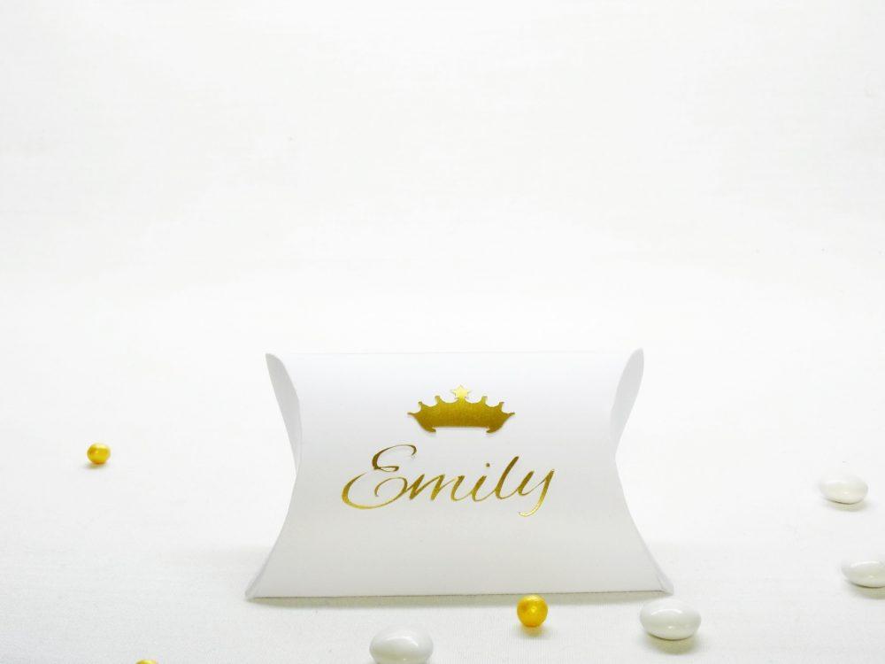 Pillow box - Emily