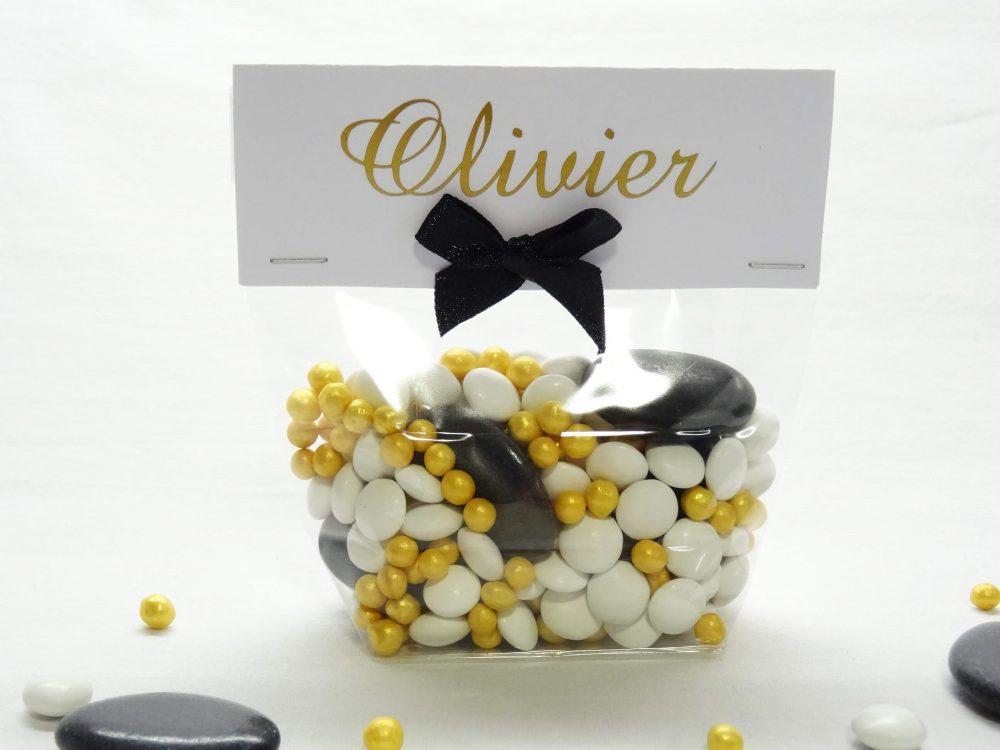 Snoepzak met suikerbonen - Olivier 1