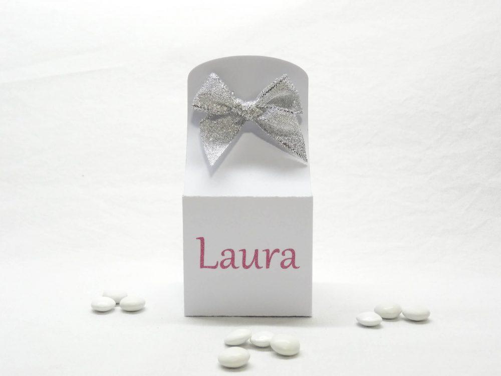 Doopsuikerdoosje - Laura