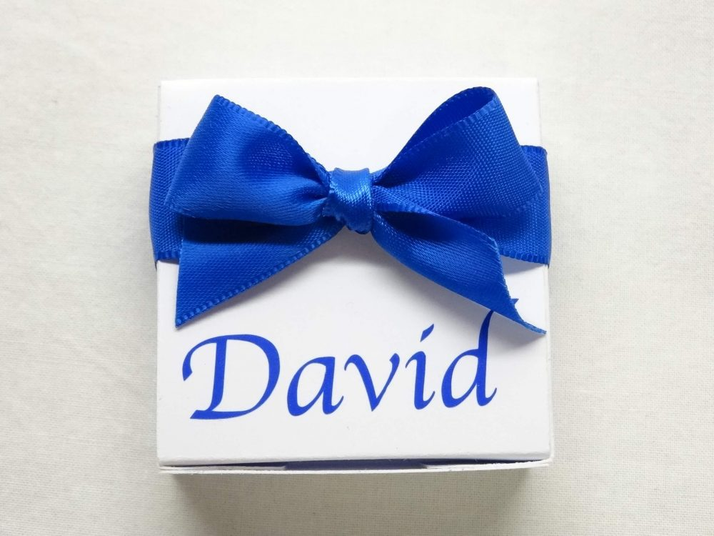 Plat doosje - david 2