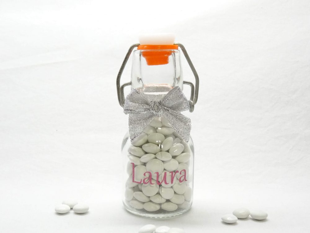 Glazen flesje - Laura