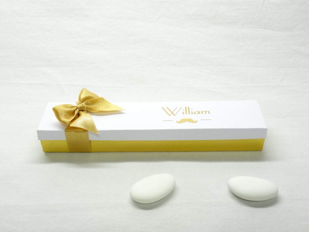 langwerpig doosje - william 1