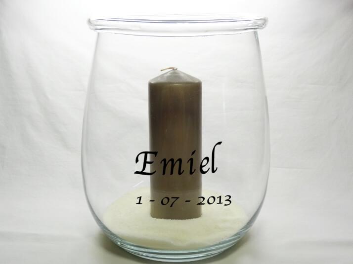 windlicht Emiel