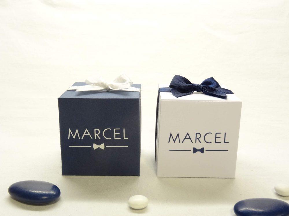 Kubusdoosjes - Marcel