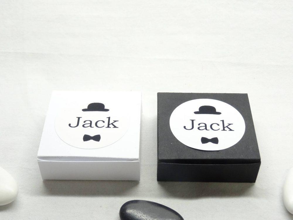Plat doosje - Jack