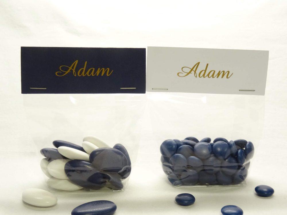 Snoepzak met suikerbonen - Adam