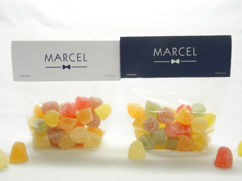 Snoepzakjes - Marcel