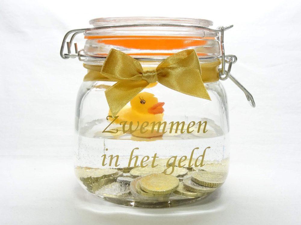 Originele manier om geld cadeau te doen 1