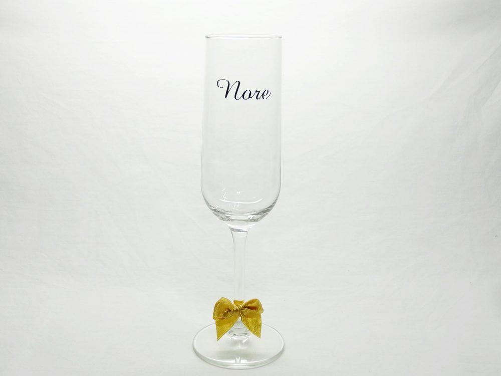 Gepersonaliseerd glas