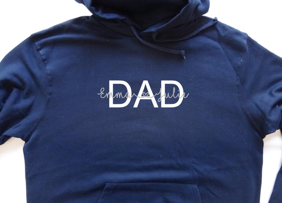 hoodie: dad