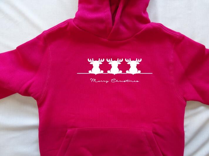 hoodie: kerst