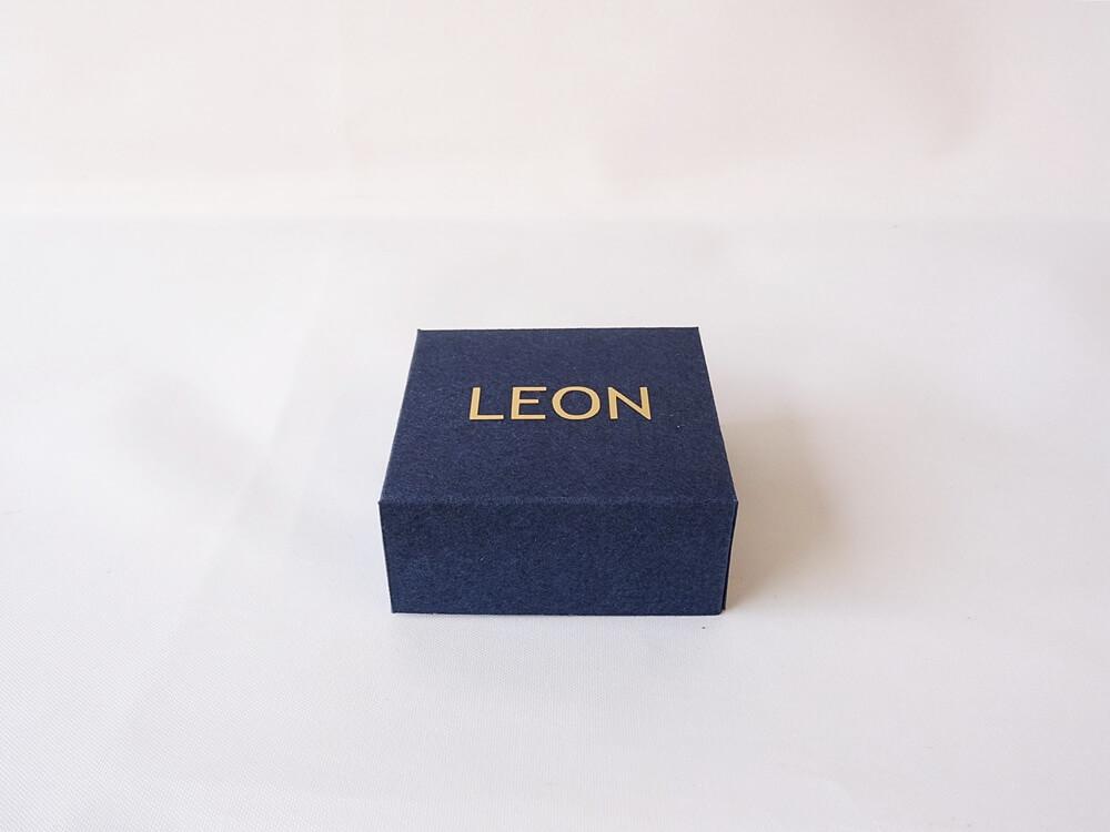 Vierkant doosje met los deksel 1